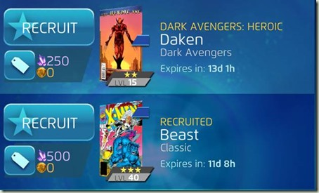 Covers expire, tokens don't