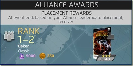 Alliance Awards