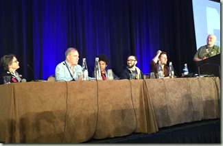 The Dark Art of Voice Acting Revealed Panel