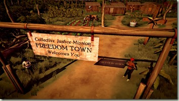 TheChurchInTheDarkness-FreedomTownSign