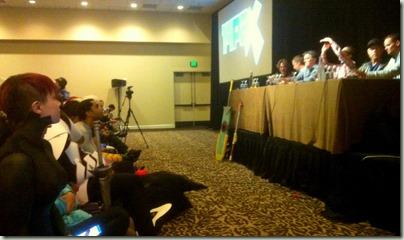 Maestros panel at PAX Prime 14