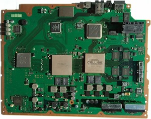 PS3 Motherboard