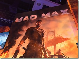 Mad Max booth