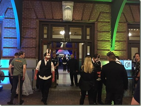BioShock party (from outside)