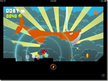 Mr. Runner 2: Angry bird!